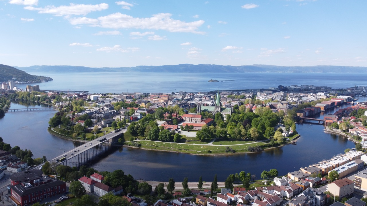 Quiet week in sunny Trondheim
